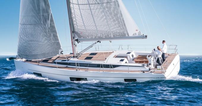 Boat rental Reggio Calabria cheap Bavaria C45