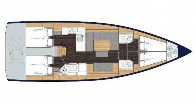 Sailboat for rent Reggio Calabria at the best price