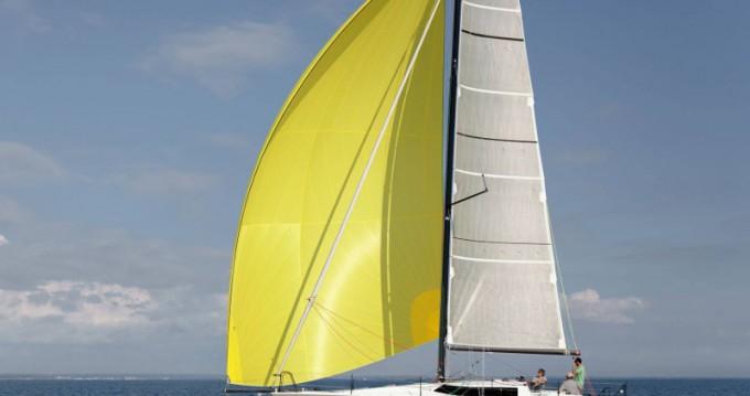 Rental Sailboat in Le Marin - Pogo Structures Pogo 36