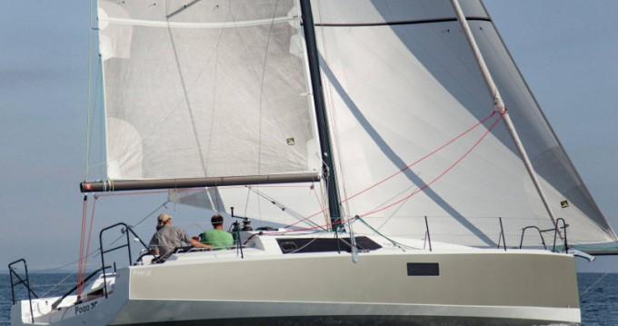 Rent a Pogo Structures Pogo 36 Le Marin