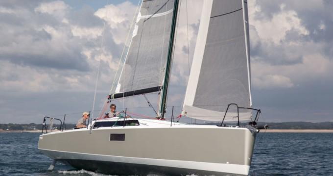Rental yacht La Rochelle - Pogo Structures Pogo 36 on SamBoat