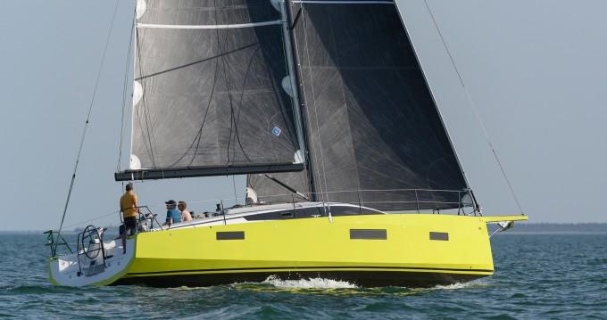 Rental yacht Bormes-les-Mimosas - Fora Marine RM 1180 on SamBoat