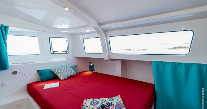 Rental Catamaran in Cogolin - Neel Neel 43