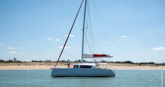 Rental Catamaran in Ajaccio - Neel Neel 43