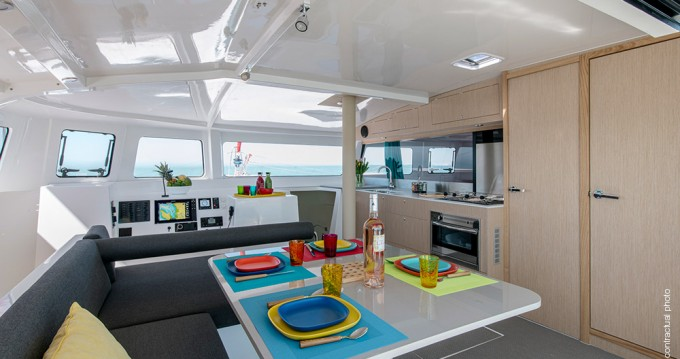 Rental yacht Ajaccio - Neel Neel 43 on SamBoat