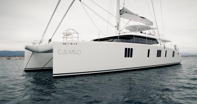 Rental Catamaran in Sant Antoni de Portmany - Sunreef  74 Open Sunreef 74