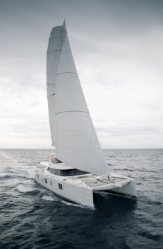 Rental yacht Sant Antoni de Portmany - Sunreef  74 Open Sunreef 74 on SamBoat
