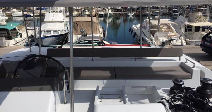Boat rental Lagoon Lagoon 450 in Athens on Samboat