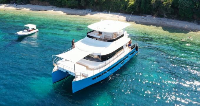 Rental Catamaran in Corfu - Nisi GTX55