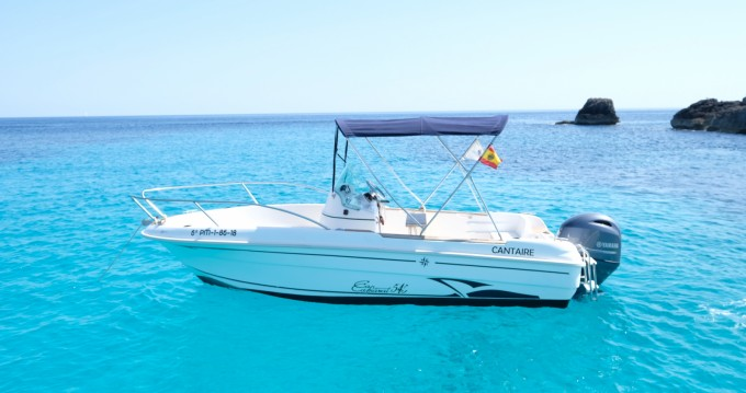 Hire Motorboat with or without skipper Jeanneau Cala'n Bosch