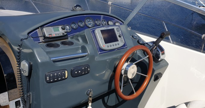 Boat rental Faeton Faeton 29 Scape in Cavalaire-sur-Mer on Samboat