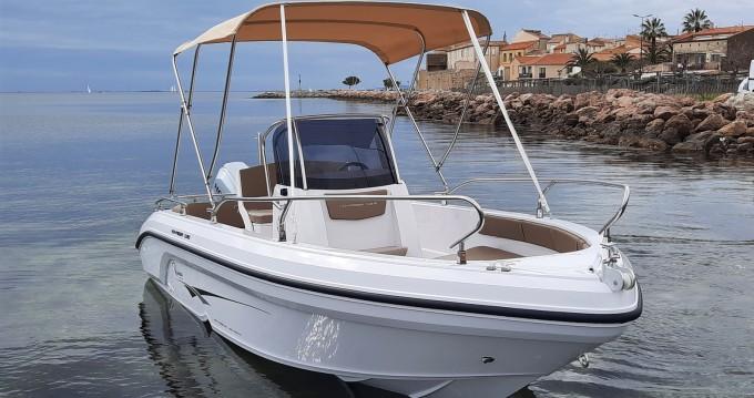 Rental yacht Mèze - Ranieri Voyager 19 S on SamBoat