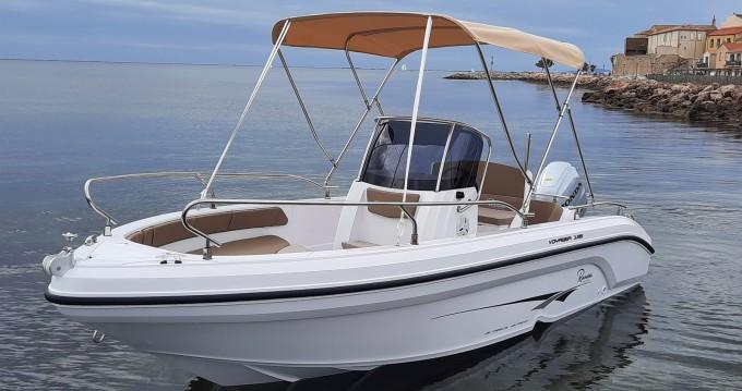 Boat rental Mèze cheap Voyager 19 S