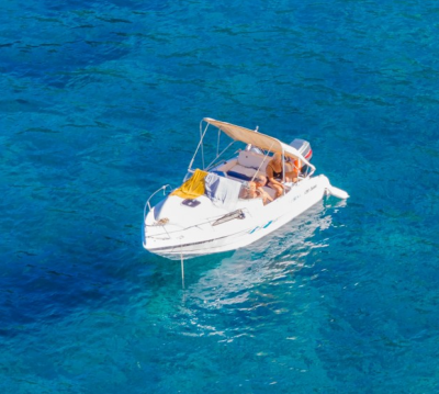 Marion 450 open between personal and professional Platja d'Aro