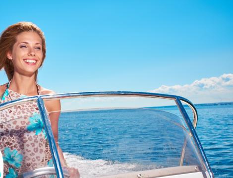 Boat rental Marion 450 open in Platja d'Aro on Samboat