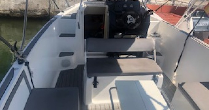 Hire Motorboat with or without skipper Nuva Sitges