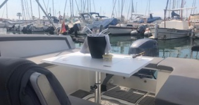 Motorboat for rent Sitges at the best price