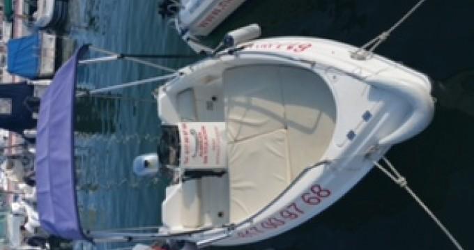Rental Motorboat in Sitges - Shiren SHIREN 13