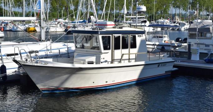 Rental Motorboat in Marseille - Botnia Marin Targa 27.1