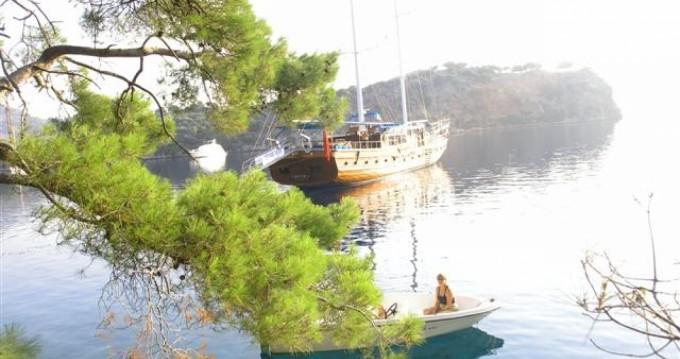 Boat rental ketc custom in Antalya on Samboat