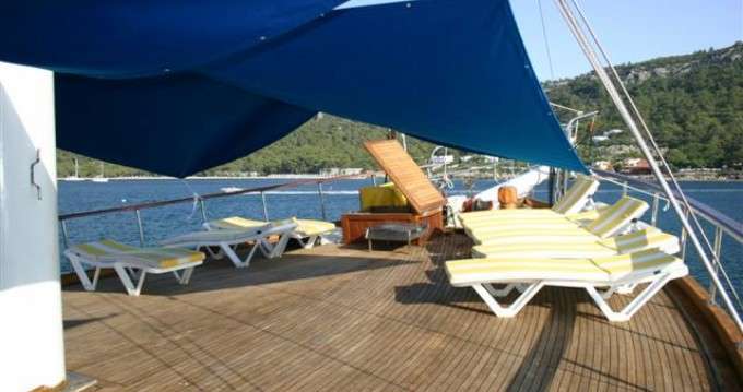 Rental yacht Antalya - ketc custom on SamBoat