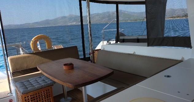 Rental yacht Paros Island - Lagoon Lagoon 450 Crewed on SamBoat