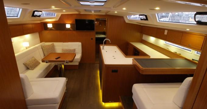 Rental Sailboat in Lisbon - Bavaria BAVARIA 56 Cruiser
