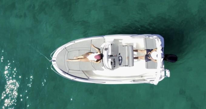 Rental Motorboat in La Manga del Mar Menor - AM Yacht EGO 500 CS