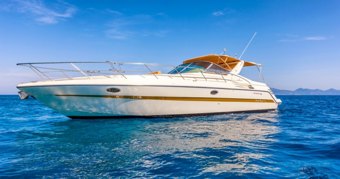 Hire Motorboat with or without skipper Cranchi Zakynthos (Island)