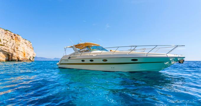 Rental Motorboat in Zakynthos (Island) - Cranchi Mediterranee 41