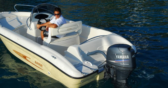 Hire Motorboat with or without skipper Ranieri Lignano Sabbiadoro