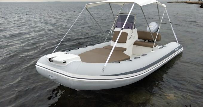 Boat rental Mèze cheap Silver Line 520 Deluxe