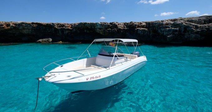 Rent a Pacific Craft Pacific Craft 670 Open Cala'n Bosch
