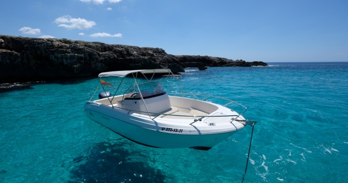 Rental yacht Cala'n Bosch - Pacific Craft Pacific Craft 670 Open on SamBoat
