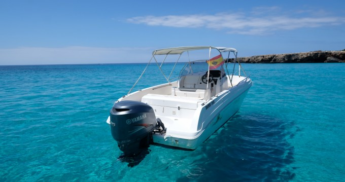 Pacific Craft Pacific Craft 670 Open between personal and professional Cala'n Bosch