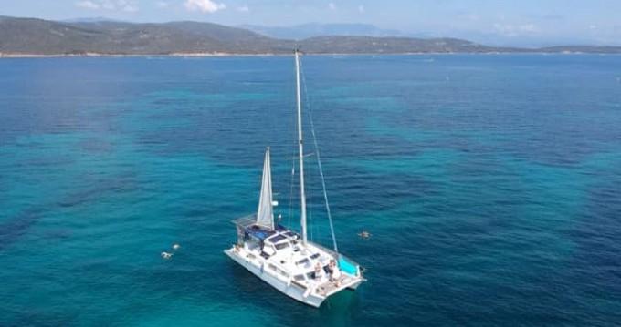 Catamaran for rent Port-Camargue at the best price