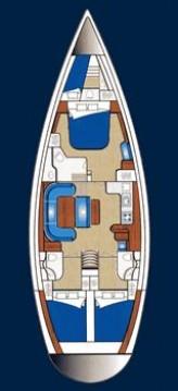 Boat rental Athens cheap Ocean Star 51.2 - 4 cab.