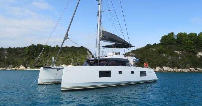 Boat rental Gouvia cheap Nautitech 46 Fly