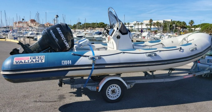 Hire RIB with or without skipper Valiant Hyères