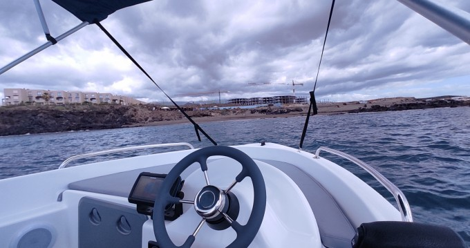 Hire Motorboat with or without skipper Dipol Las Galletas