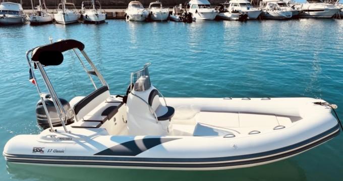 Boat rental Saint-Laurent-du-Var cheap BSC 57