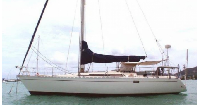 Rental yacht Ibiza Island - Bénéteau First 38 on SamBoat