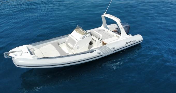Boat rental Mandelieu-la-Napoule cheap Lomac 790 IN