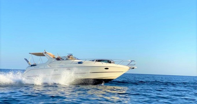 Hire Motorboat with or without skipper Cranchi Empuriabrava