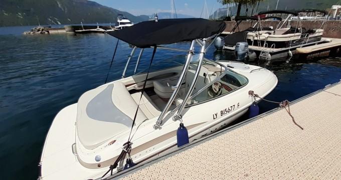 Rental Motorboat in Aix-les-Bains - Maxum Maxum 1900 SR
