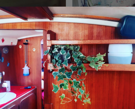 Rental Sailboat Yachting-France with a permit