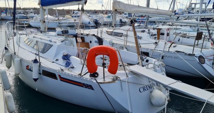 Rent a Kirie Feeling 920 Cavalaire-sur-Mer