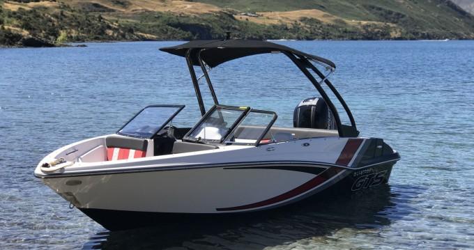 Boat rental Glastron GT 185 in Santa Eulària des Riu on Samboat
