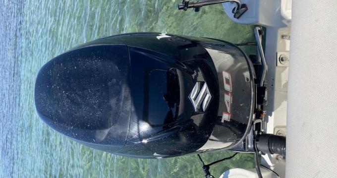 Boat rental 3D Tender Lux 635 in Saint-Tropez on Samboat