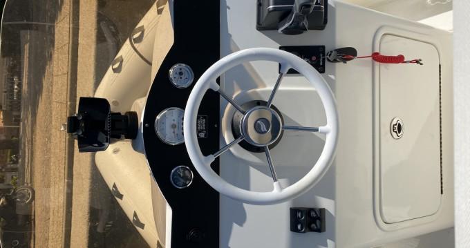 Rental yacht Saint-Tropez - 3D Tender Lux 635 on SamBoat